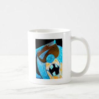 氷の人のキャラクター コーヒーマグカップ