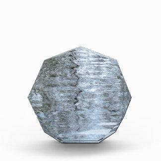 氷の反射 表彰盾