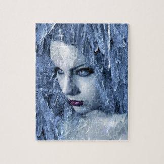 氷の女王 ジグソーパズル
