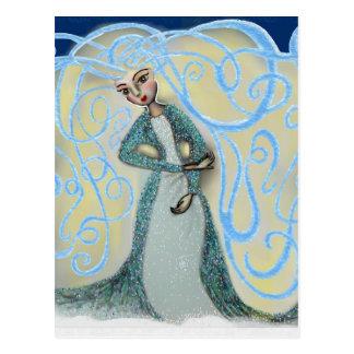 氷の娘 ポストカード