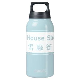 氷の家St.の香港の道路標識 断熱ウォーターボトル
