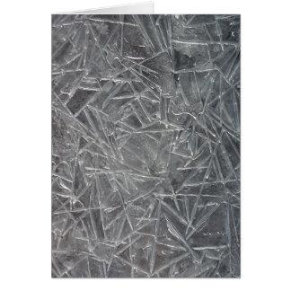 氷の幾何学カード2 カード