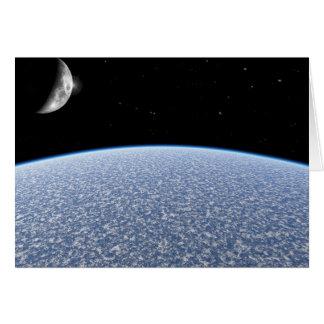 氷の惑星 カード