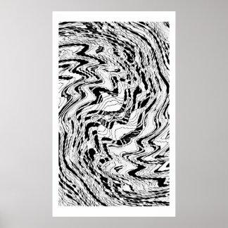 氷の月の瑪瑙 ポスター