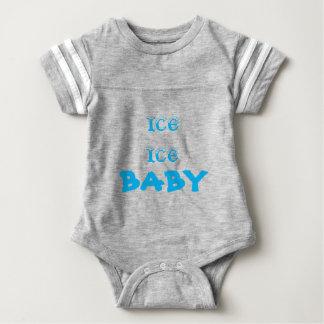 氷の氷のベビー ベビーボディスーツ