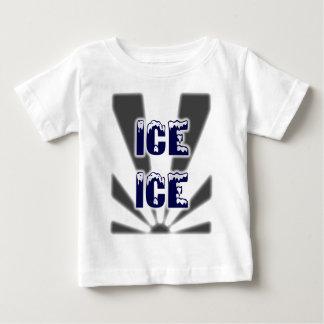 氷の氷 ベビーTシャツ