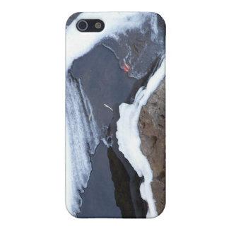 氷の環礁 iPhone 5 COVER