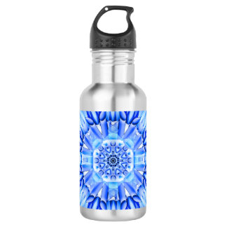 氷の破片の曼荼羅 ウォーターボトル