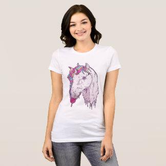 氷の破裂音 Tシャツ