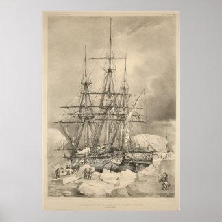 氷の船 ポスター