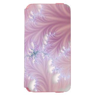 氷の花の箱 iPhone 6/6Sウォレットケース