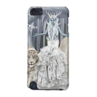 氷の雪の女王- iTouch G5の場合の暴風雨 iPod Touch 5G ケース
