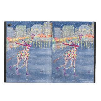 氷のiPadの空気2のAnnabelle Powis iPad Air 2 ケース