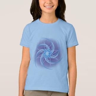 氷のstarflower tシャツ
