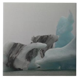 氷山の形成 タイル
