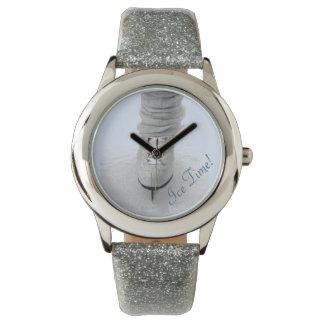 「氷時間」の腕時計 腕時計
