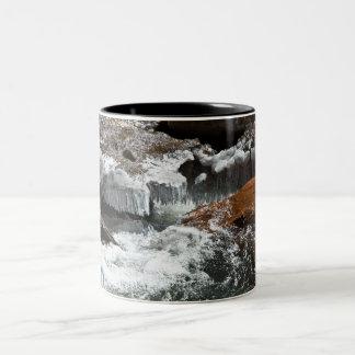 氷水 ツートーンマグカップ