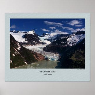 氷河シリーズ- Takuの入口143 ポスター