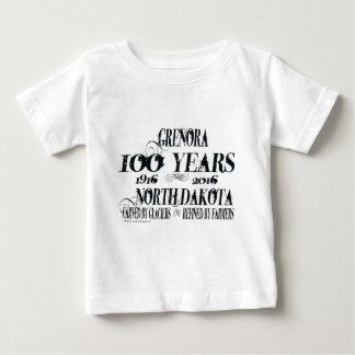 氷河ワイシャツで切り分けられる ベビーTシャツ