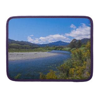 氷河国、ニュージーランド- Macbookのプロ袖 MacBook Proスリーブ