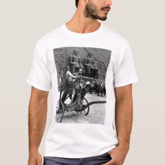 """氷結フレーム- """"10の命令""""のTシャツ Tシャツ"""