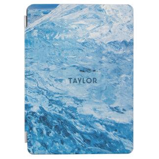 """""""氷""""の名前をカスタムする装置カバー iPad AIR カバー"""