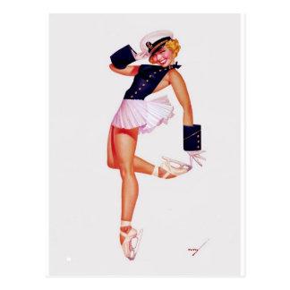 氷CAPADESのバレエダンサー~.JPG ポストカード