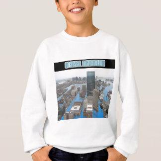 氷Minnimum スウェットシャツ