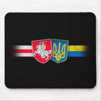 永久にベルラーシおよびウクライナの兄弟 マウスパッド