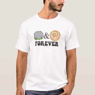 永久にロックンロール! Tシャツ