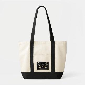 永久に一緒にバッグ-スタイルを選んで下さい トートバッグ