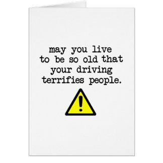 永久に住んで下さい カード