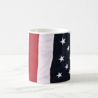 永久に古い栄光、星条旗! コーヒーマグカップ