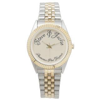 永久に愛フランスのなレディース・ウォッチで 腕時計
