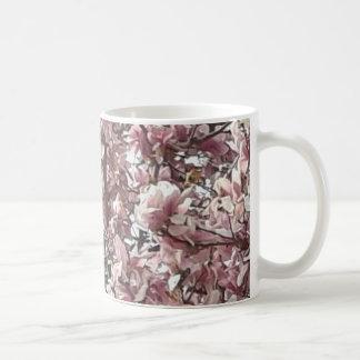 永久に春はマグ活気付きます コーヒーマグカップ