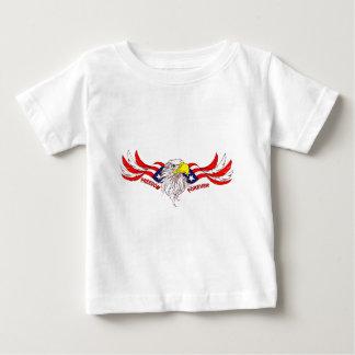 永久に自由 ベビーTシャツ