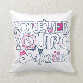 永久に若い及びだめにされた枕b&p クッション
