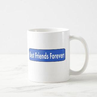 永久に親友! コーヒーマグカップ