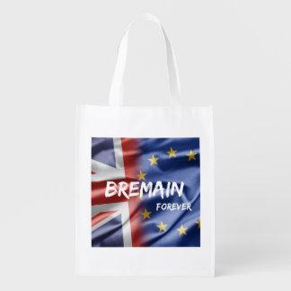 永久にBremainの再使用可能な買い物袋 エコバッグ