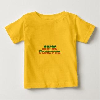 永久にJFKの-衣服だけ ベビーTシャツ
