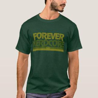 永久にNerdcore Tシャツ