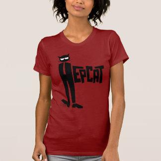 永続的な猫 Tシャツ