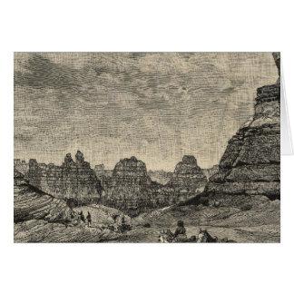 永続的な石の眺めの土地 カード