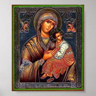 永遠の助けの母 ポスター