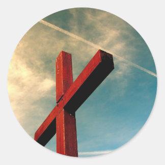 永遠の十字 ラウンドシール