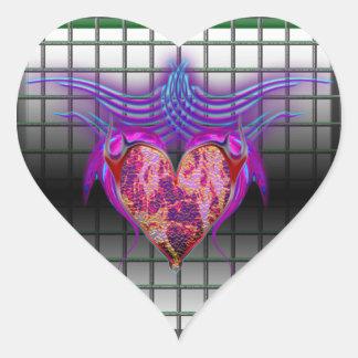 永遠の愛 ハートシール