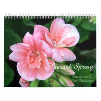 永遠の春 カレンダー