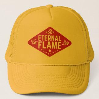永遠の炎FAのマラソン キャップ