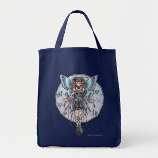 永遠の翼の妖精のバッグ トートバッグ