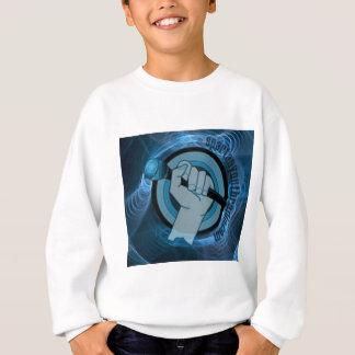永遠の青いGyre スウェットシャツ